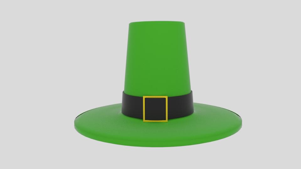 cepure 3d modelis maisījums 216676