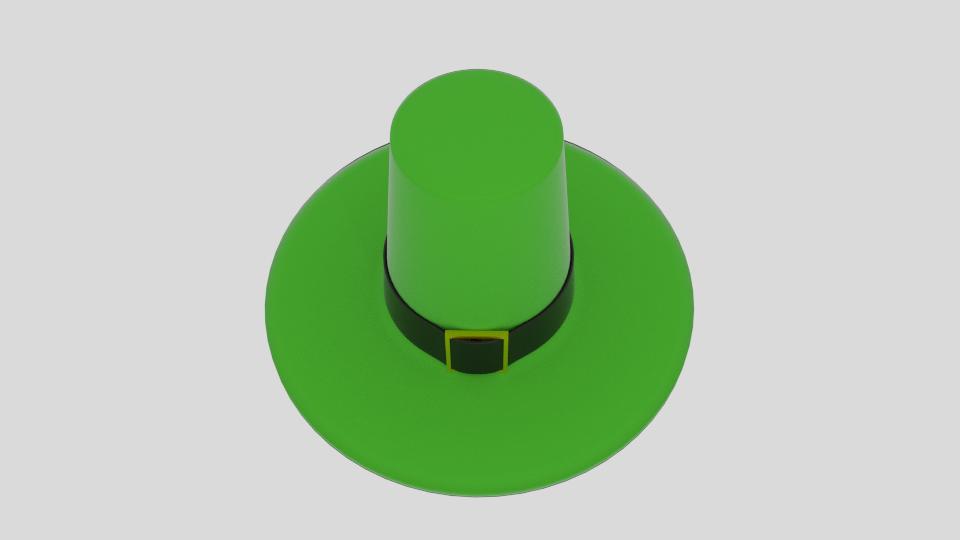 cepure 3d modelis maisījums 216677