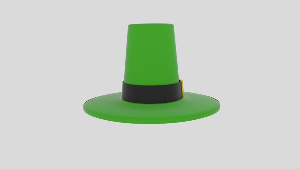 cepure 3d modelis maisījums 216678