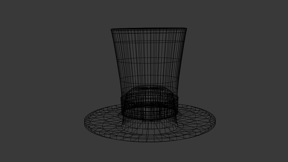 Wacky leprechaun hattur 3d líkan blanda 216690