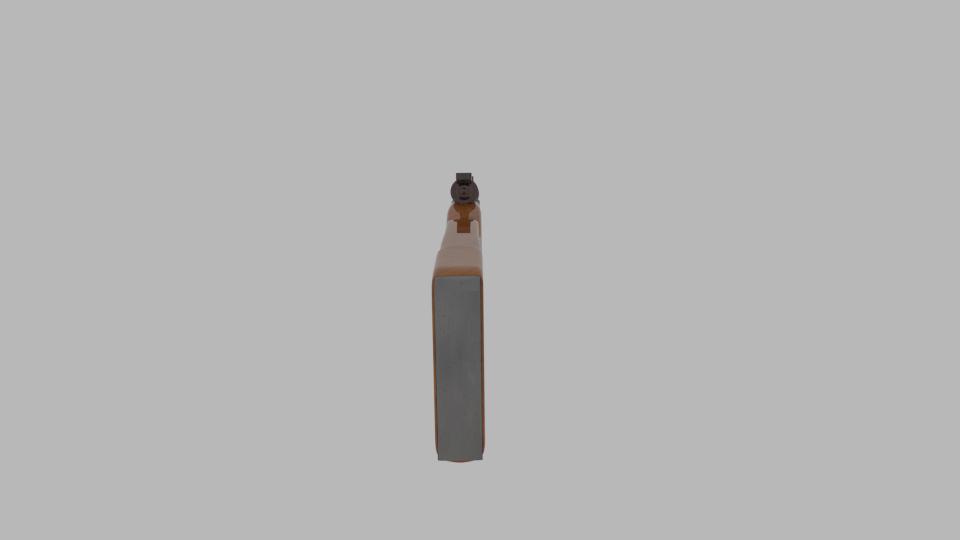 antik shotgun puska 3d modell keverék 216702