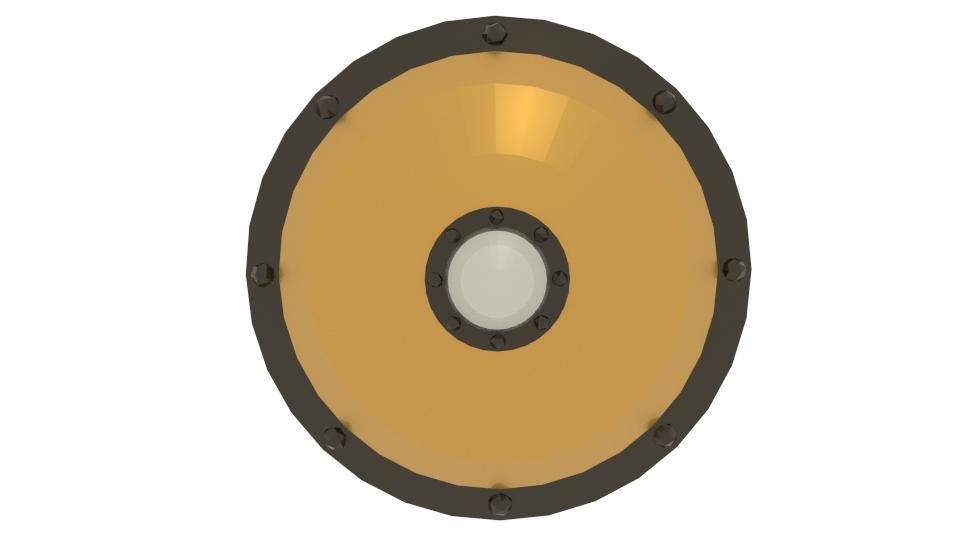 Shield of Ptolos 3d model blend 216821