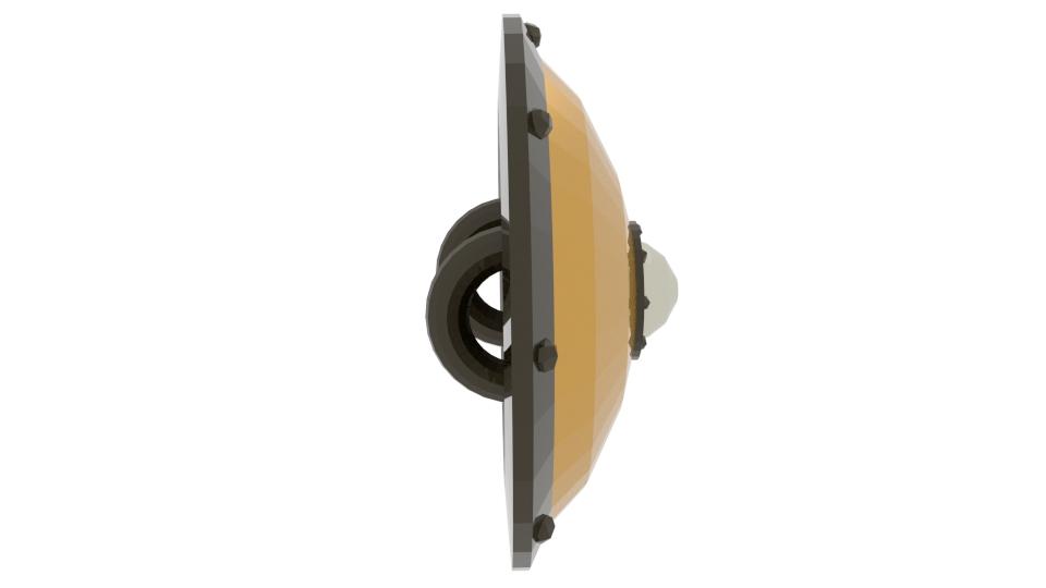 Shield of Ptolos 3d model blend 216822
