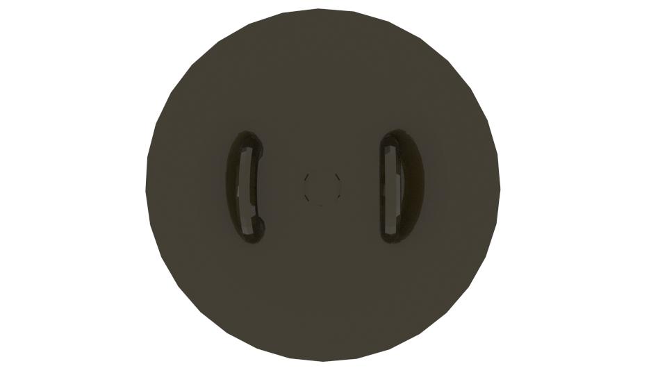 Shield of Ptolos 3d model blend 216823