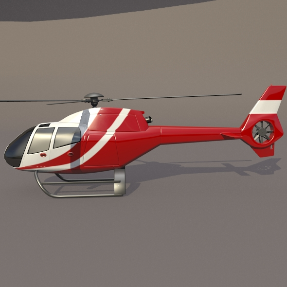 Eurocopter Colibri EC-120B helicopter ( 151.88KB jpg by futurex3d )