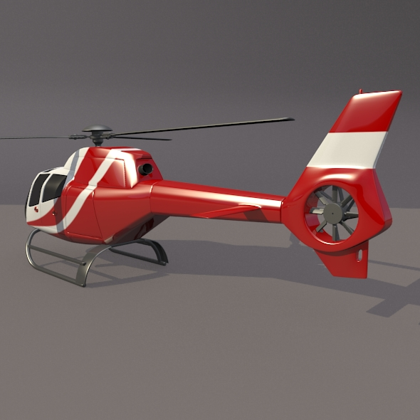Eurocopter Colibri EC-120B helicopter ( 160.22KB jpg by futurex3d )