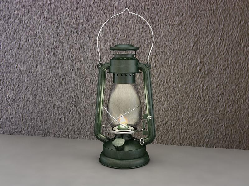 storm lantern 3d model max 216983