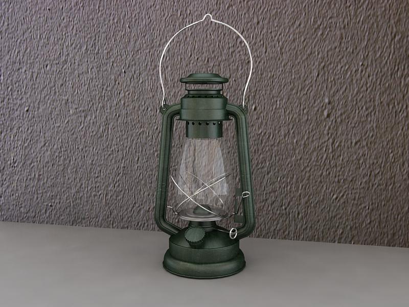 storm lantern 3d model max 216986