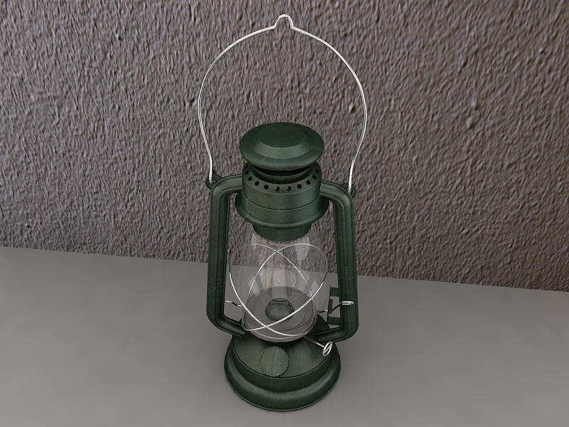 storm lantern 3d model max 216988
