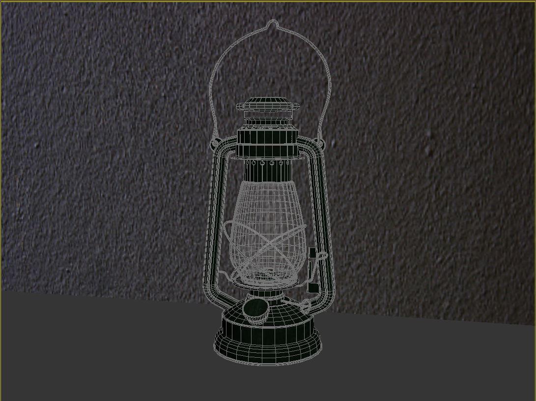 storm lantern 3d model max 216990