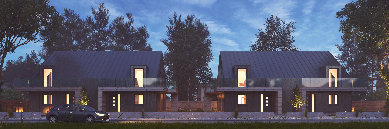 Vray Night Scene – Rendering Modern House tutorial