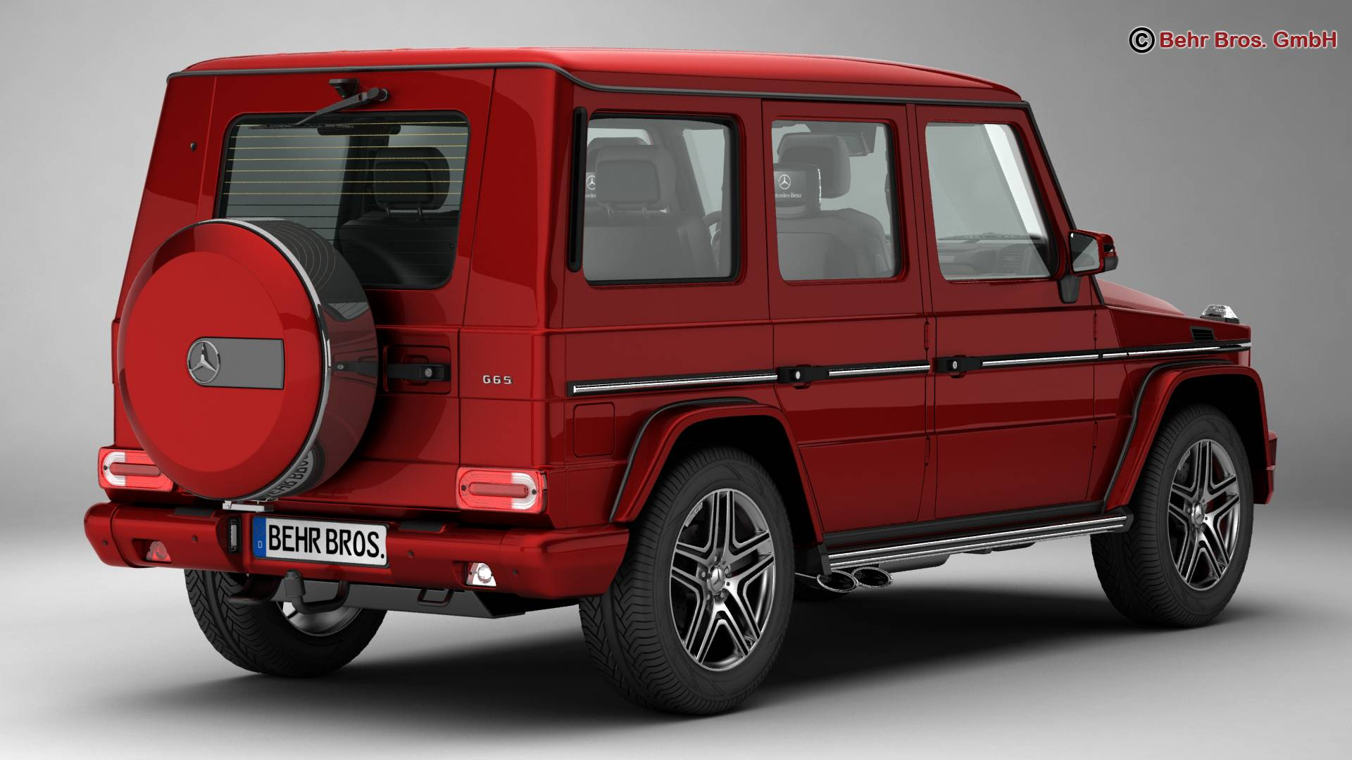 mercedes g class amg g65 2016 3d model buy mercedes g class amg g65 2016 3d model flatpyramid. Black Bedroom Furniture Sets. Home Design Ideas