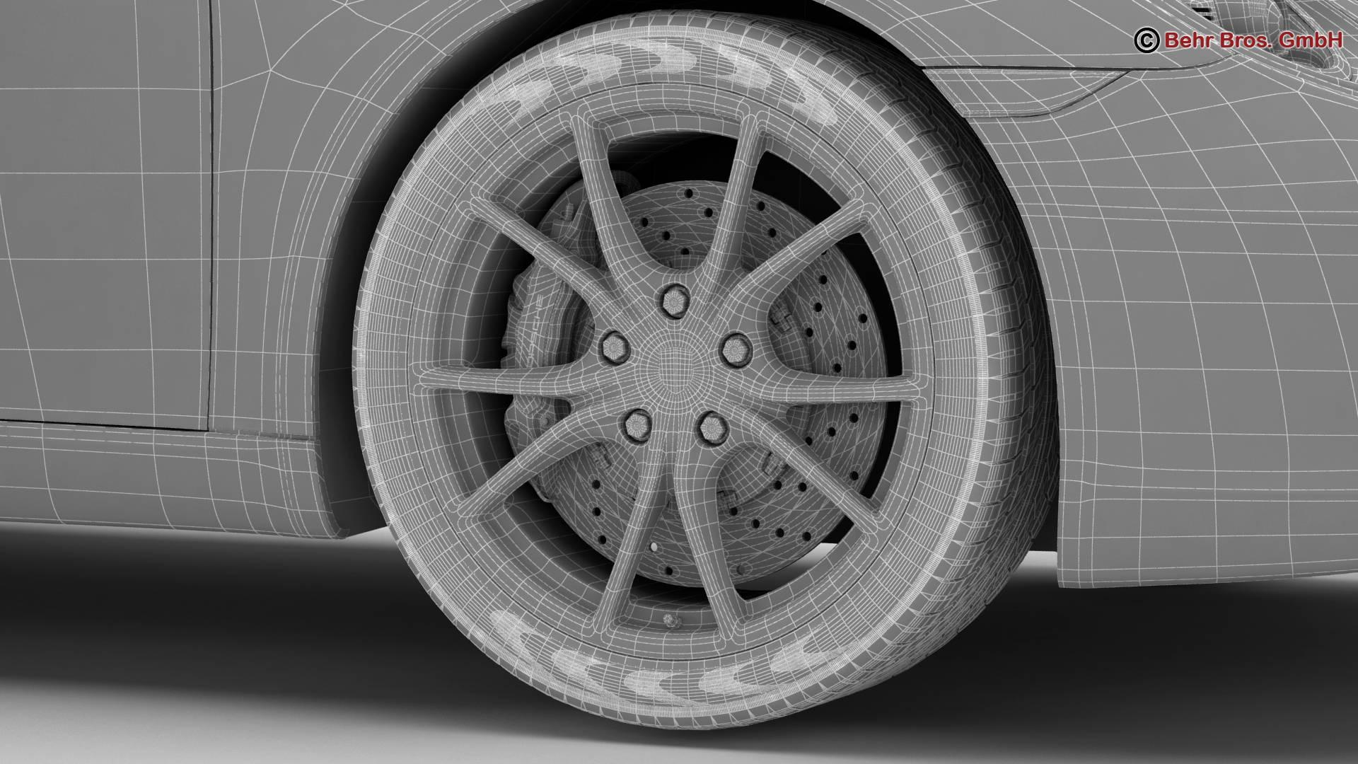 porsche 911 carrera 2017 3d model 3ds max fbx c4d lwo ma mb obj 217298