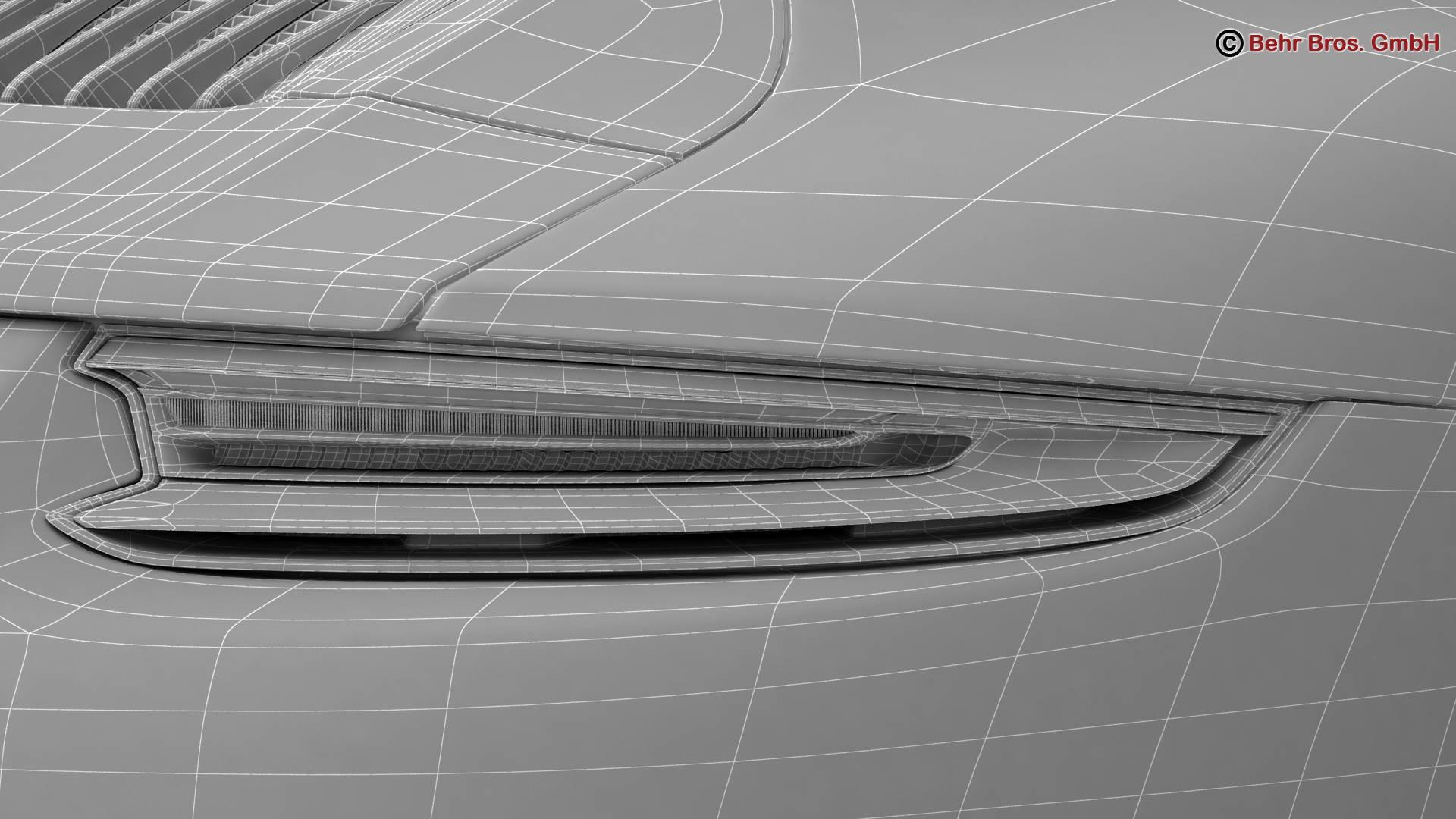 porsche 911 carrera 2017 3d model 3ds max fbx c4d lwo ma mb obj 217300