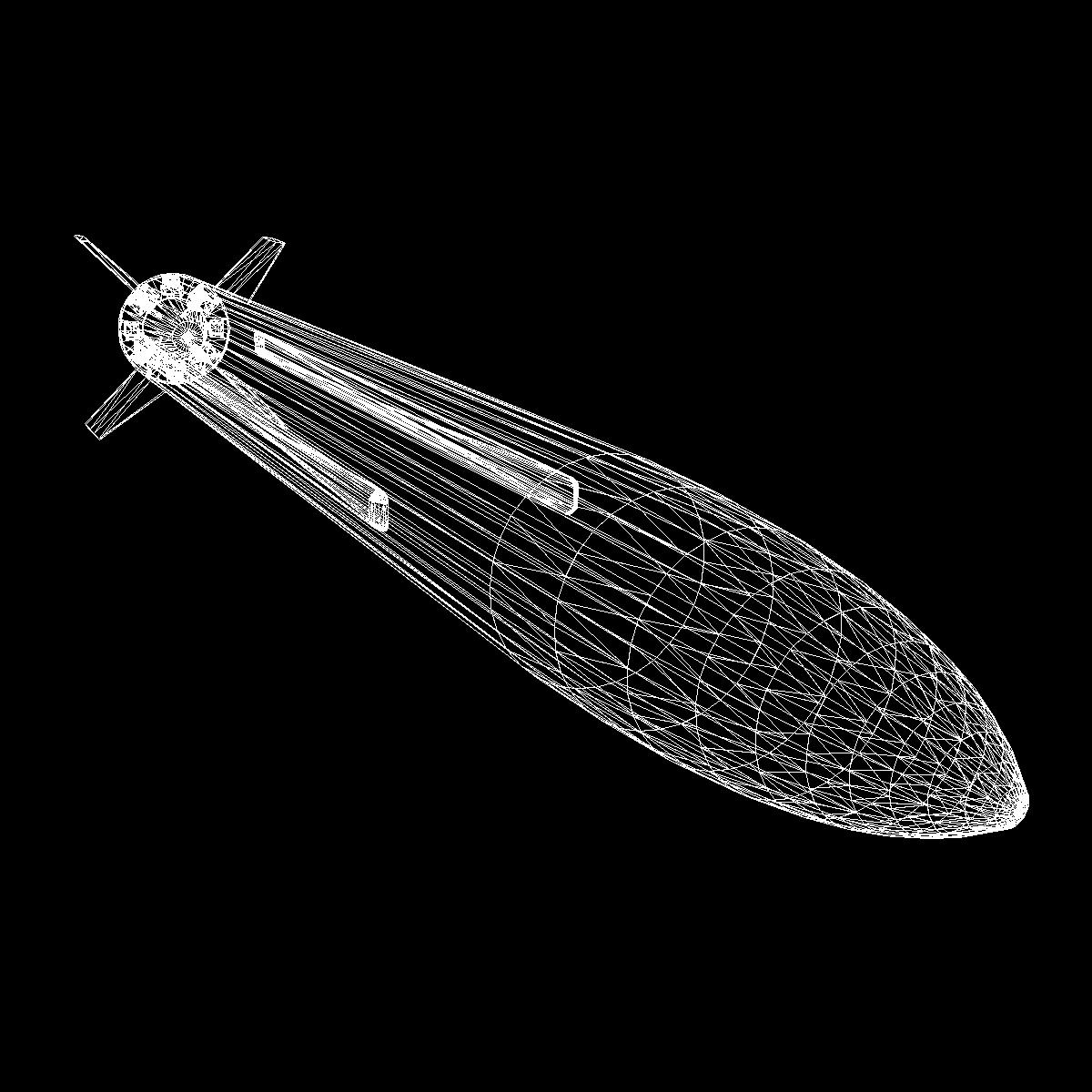 bp-12a missile 3d model 3ds dxf fbx blend cob dae x obj 217521