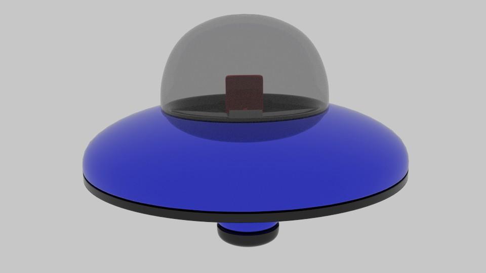 Saucer Ufo ( 28.41KB jpg by banism24 )
