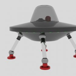 Stretch UFO ( 24.82KB jpg by banism24 )