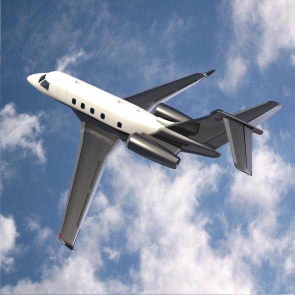 embraer legacy 450 business jet 3d model 3ds fbx blend dae lwo obj 217640