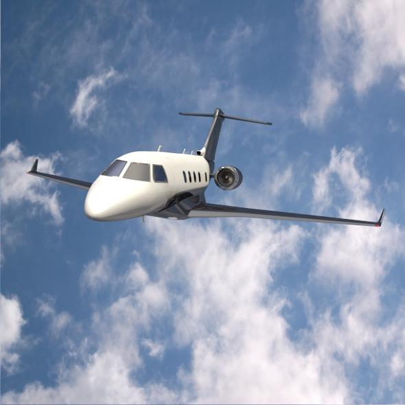 Embraer Legacy 450 business jet ( 213.5KB jpg by futurex3d )