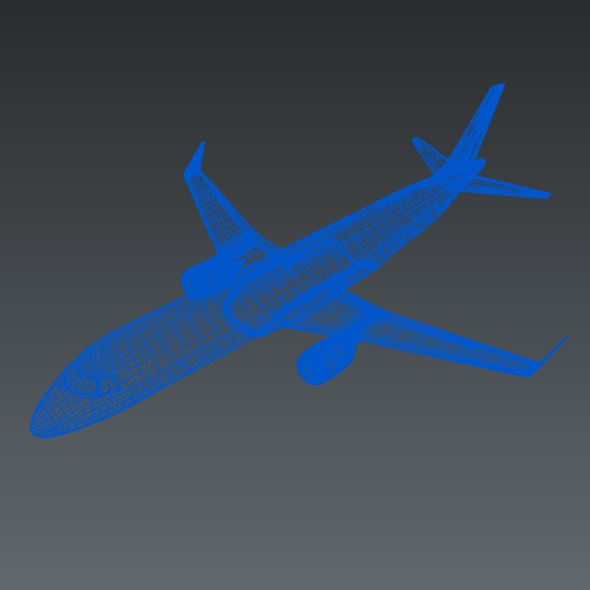 embraer lineage 1000 executive jet 3d model 3ds fbx blend dae lwo obj 217673
