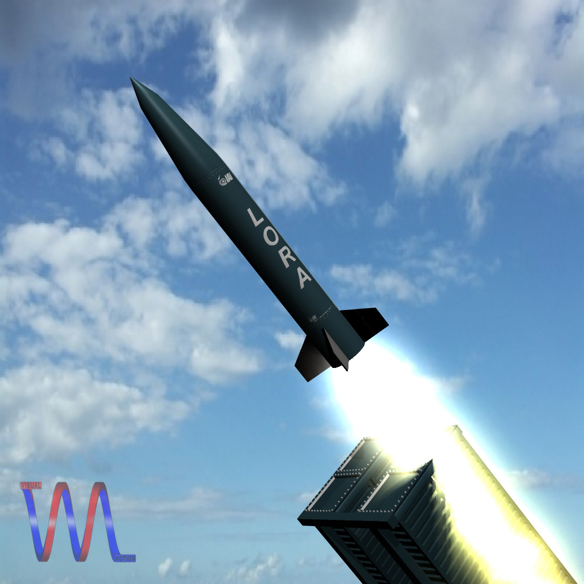 Lora Missile 3d model 3ds dxf fbx blend cob dae x obj 217676