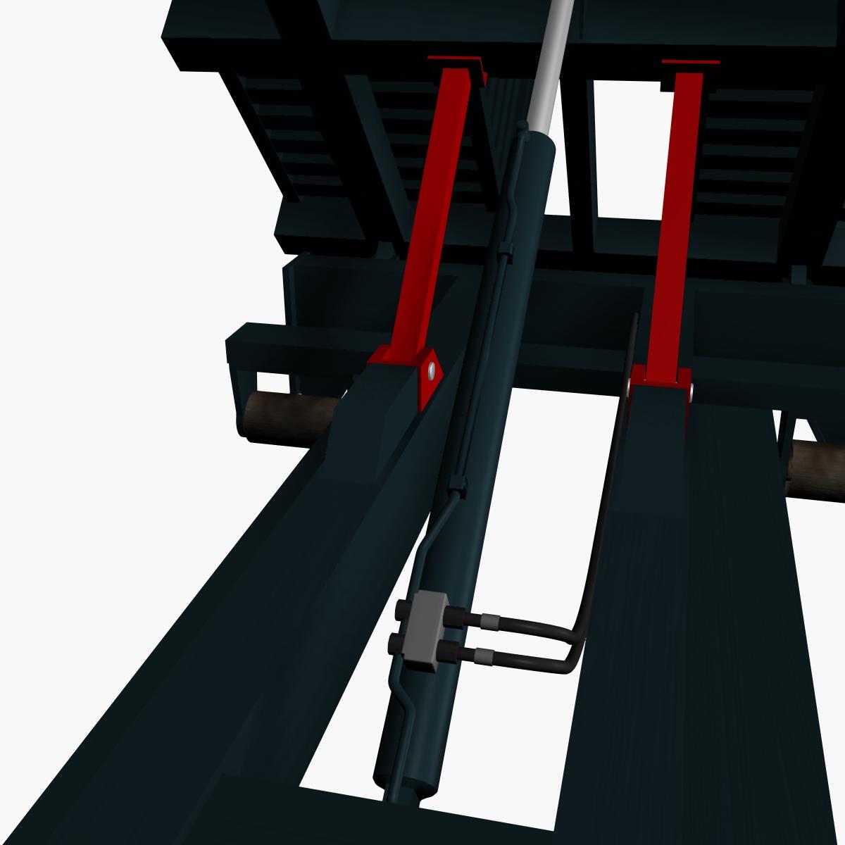 lora missile launcher 3d model 3ds dxf fbx blend cob dae x obj 217693