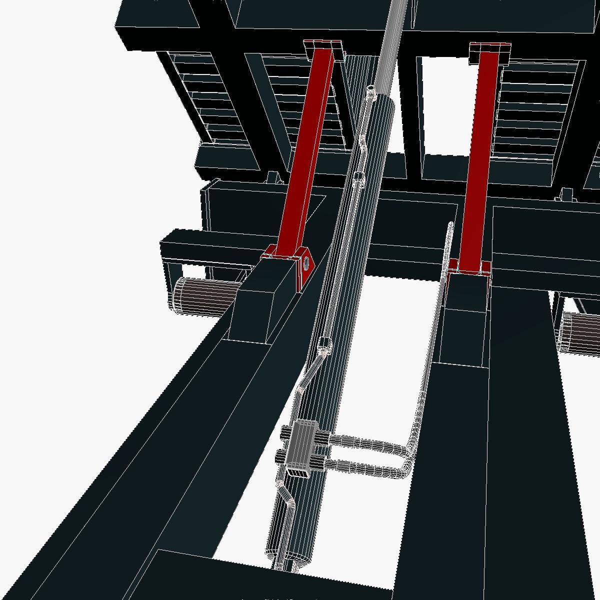lora missile launcher 3d model 3ds dxf fbx blend cob dae x obj 217702