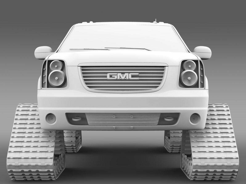 gmc yukon xl crawler 3d model 3ds max fbx c4d lwo ma mb hrc xsi obj 217876