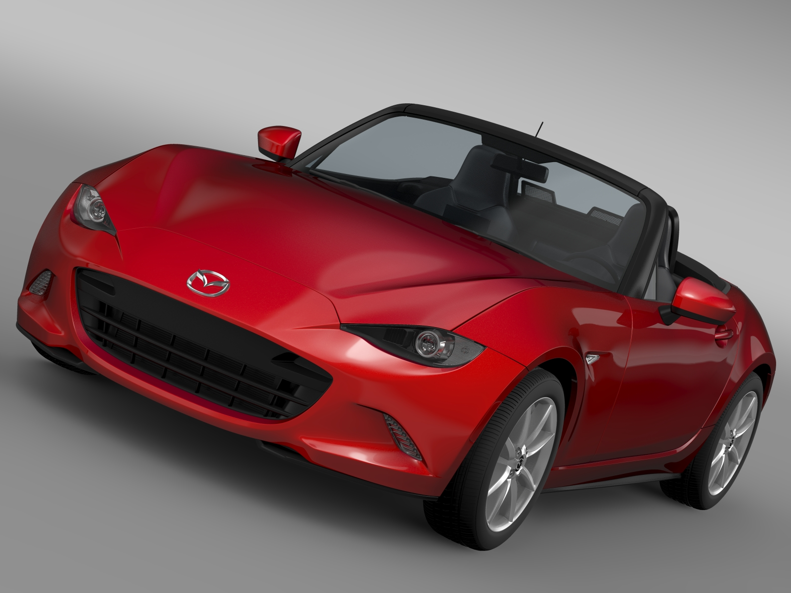 mazda mx 5 (nd) 2016 3d model 3ds fbx c4d lwo ma mb hrc xsi obj 217924