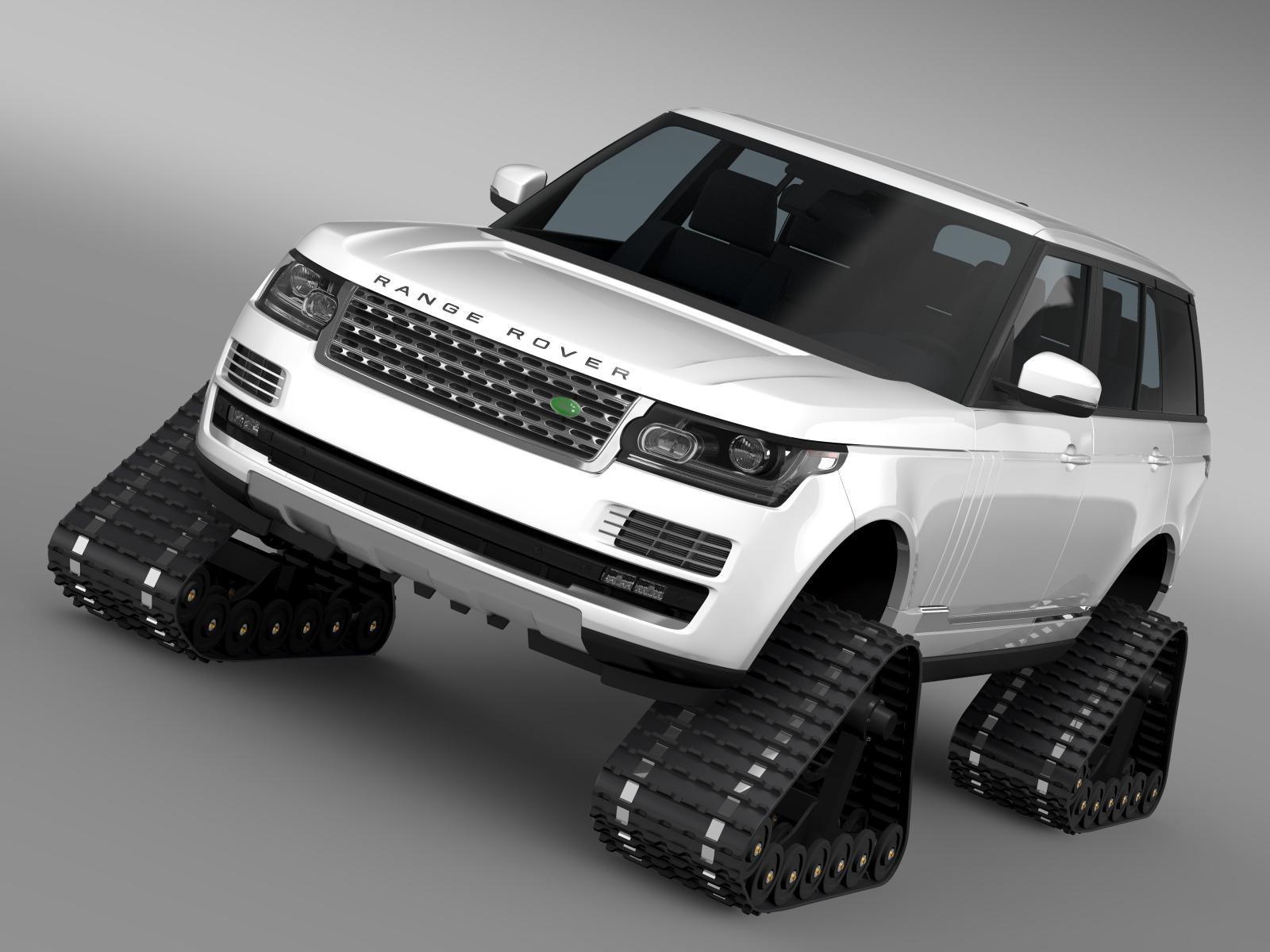 range rover supercharged l405 crawler 2016 3d model 3ds max fbx c4d lwo ma mb hrc xsi obj 218004