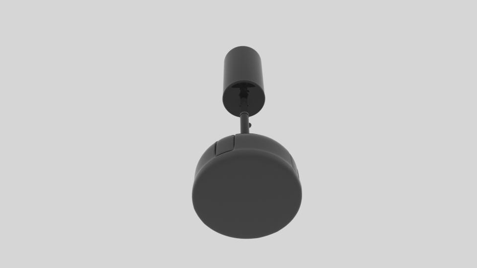 punch bag dummy 3d model blend 218128