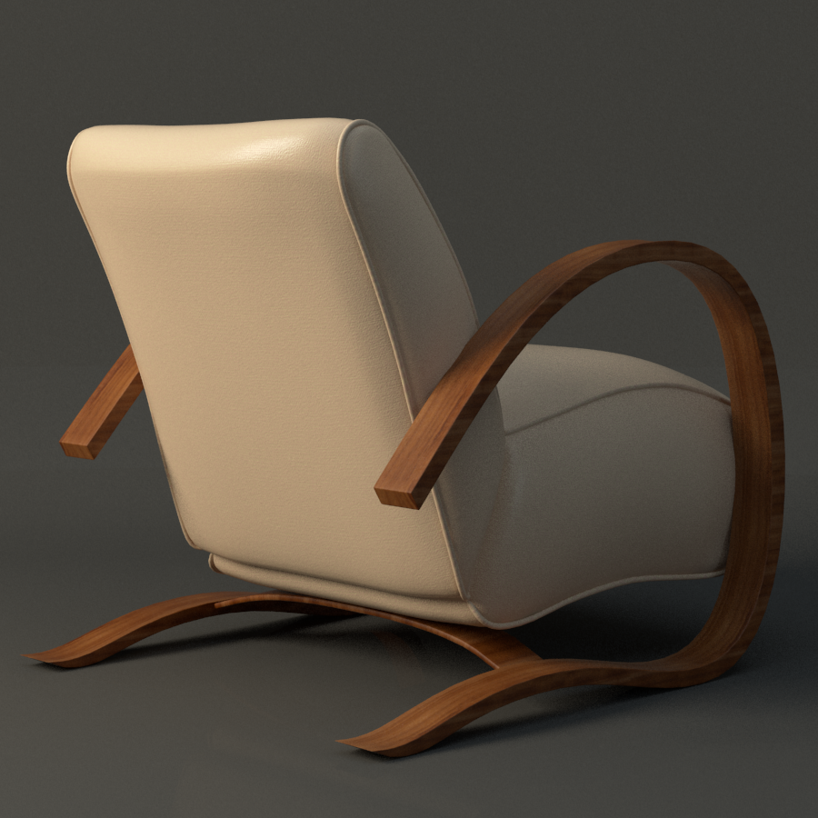 h269 chair 3d model max fbx ma mb obj 218169