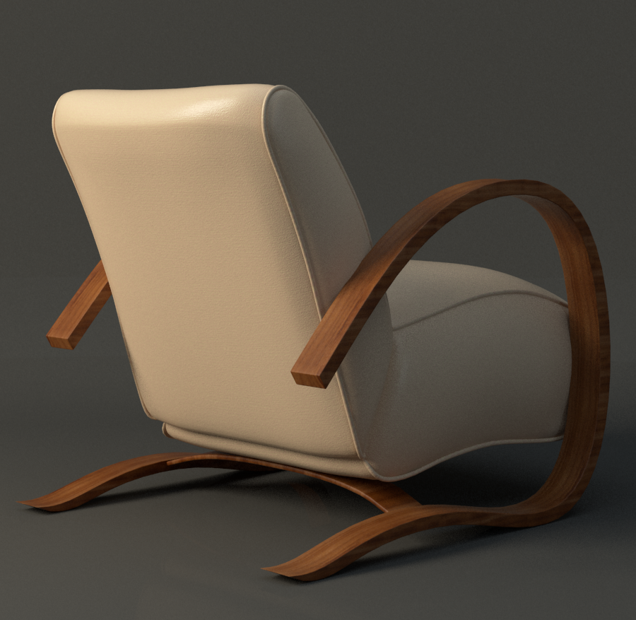 H269 Chair ( 941.9KB png by duoogle )