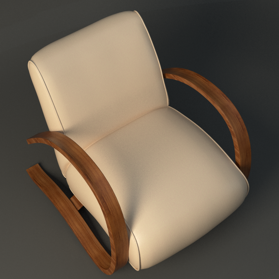 h269 chair 3d model max fbx ma mb obj 218170