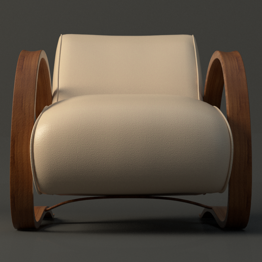 h269 chair 3d model max fbx ma mb obj 218171