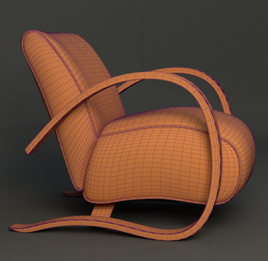 H269 Chair ( 1068.18KB png by duoogle )