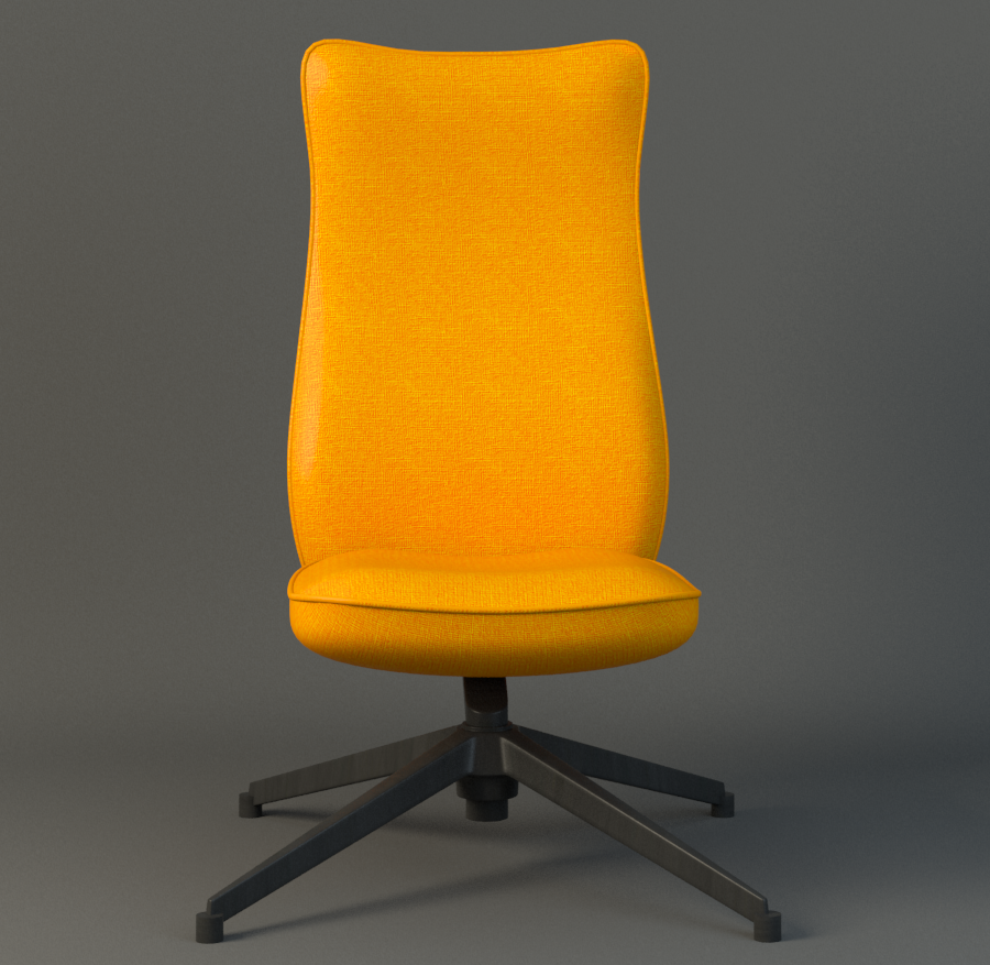 Pilot Chair knoll ( 898.34KB png by duoogle )
