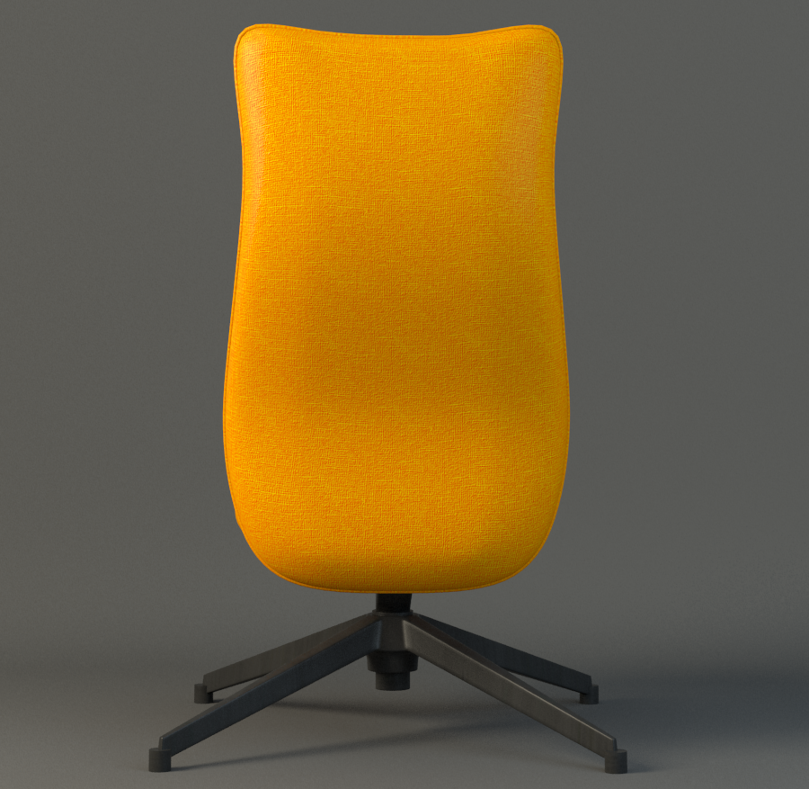 Pilot Chair knoll ( 950.08KB png by duoogle )