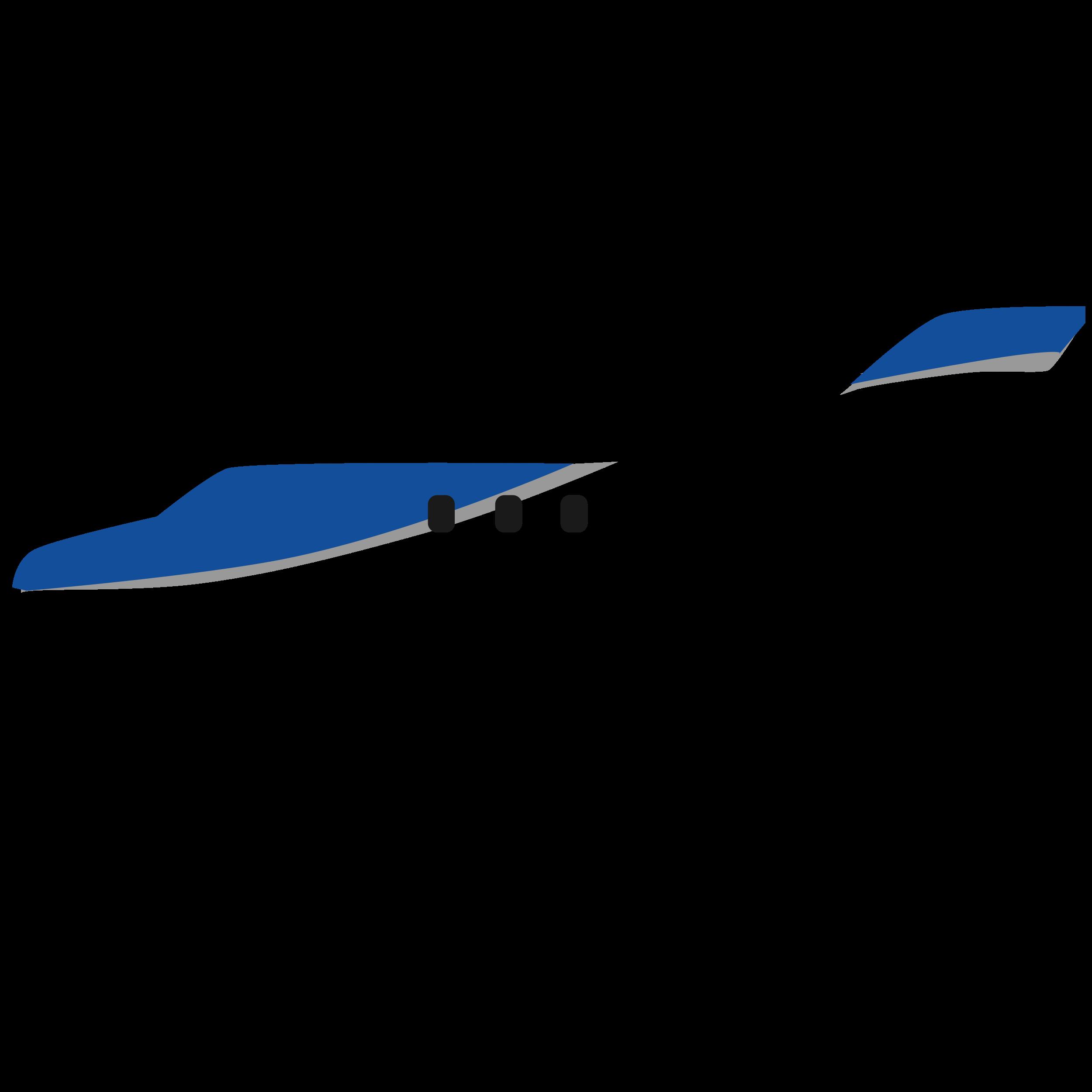 honda private jet concept 3d model 3ds fbx blend dae lwo obj 218233
