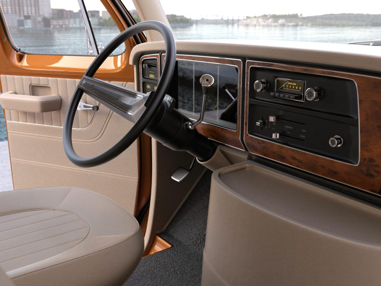 econoline cargo 1975 3d model 3ds max fbx c4d obj 218508