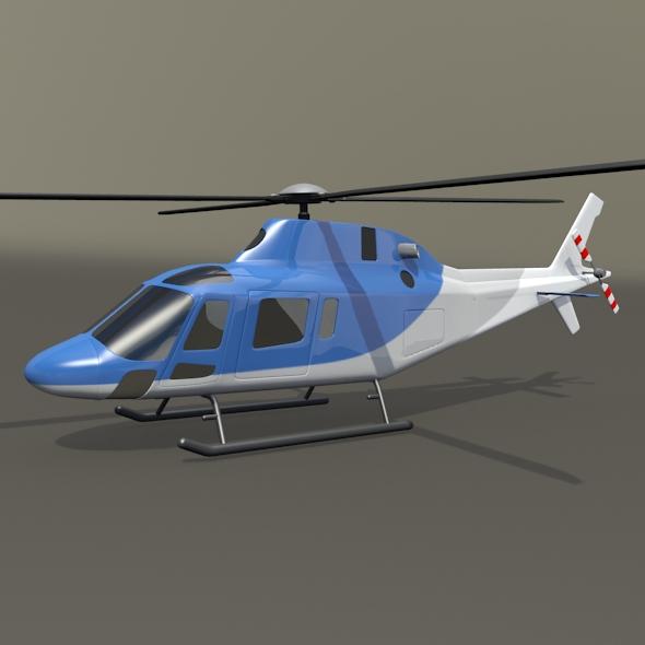 agusta westland aw119 koala helikopters 3d modelis 3ds fbx blend dae lwo obj 218588