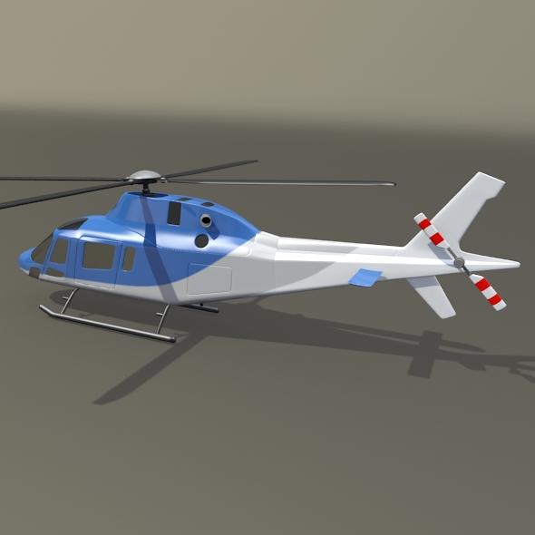 agusta westland aw119 koala helikopters 3d modelis 3ds fbx blend dae lwo obj 218589