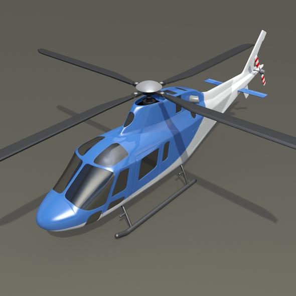 agusta westland aw119 koala helikopters 3d modelis 3ds fbx blend dae lwo obj 218591