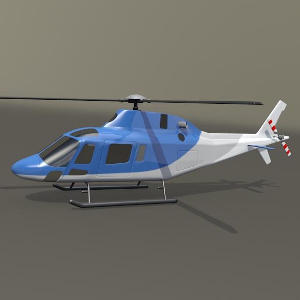 agusta westland aw119 koala helikopters 3d modelis 3ds fbx blend dae lwo obj 218594