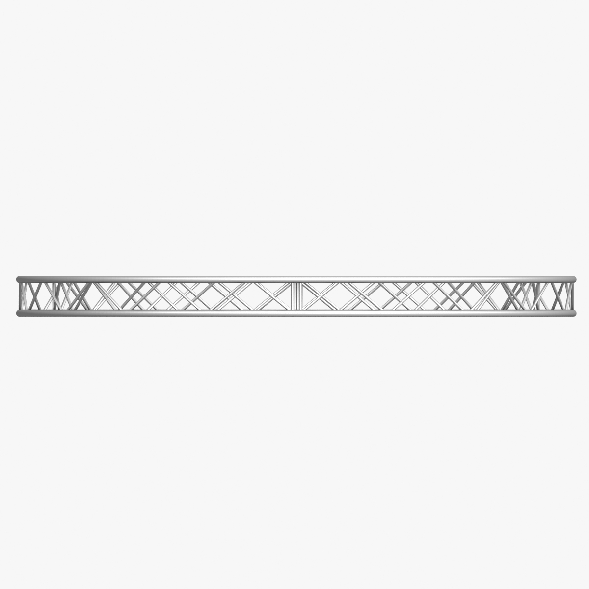 circle square truss (400cm) 3d model max fbx obj 218634