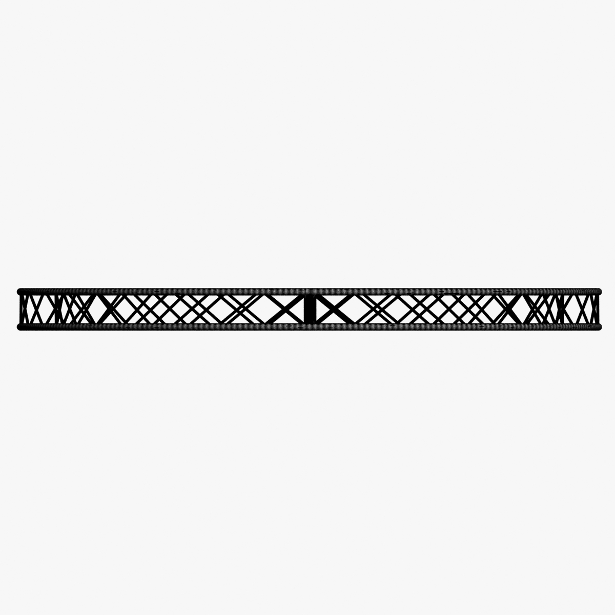 circle square truss (400cm) 3d model max fbx obj 218639