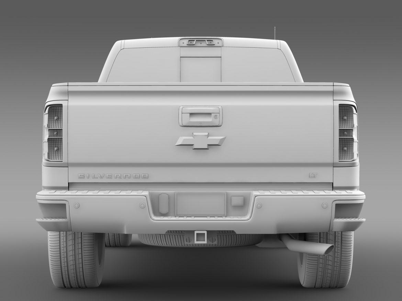 Chevrolet Silverado LT Z71 Regular Cab GMTK2 Long 3d model 3ds max fbx c4d lwo ma mb hrc xsi obj 219036