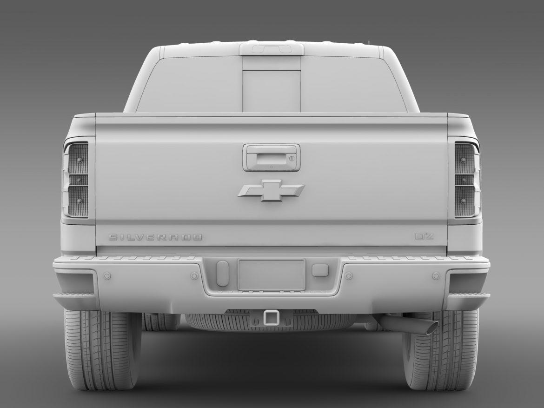 chevrolet silverado ltz crew cab gmtk2 standart bo 3d model 3ds max fbx c4d lwo ma mb hrc xsi obj 219094