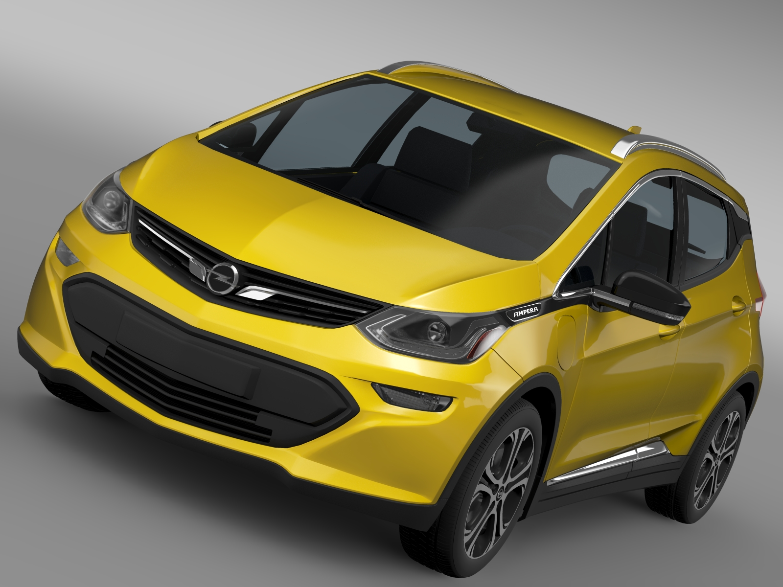 opel ampera e 2016 3d model buy opel ampera e 2016 3d model flatpyramid. Black Bedroom Furniture Sets. Home Design Ideas