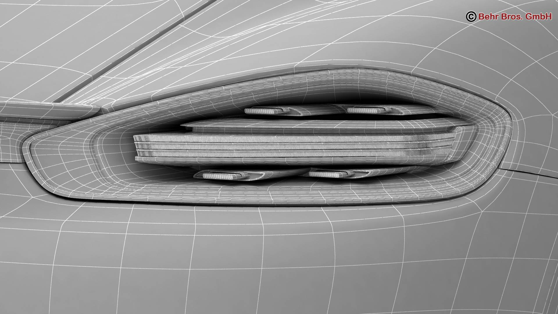 porsche 718 cayman 2017 3d model 3ds max fbx c4d lwo ma mb obj 220095